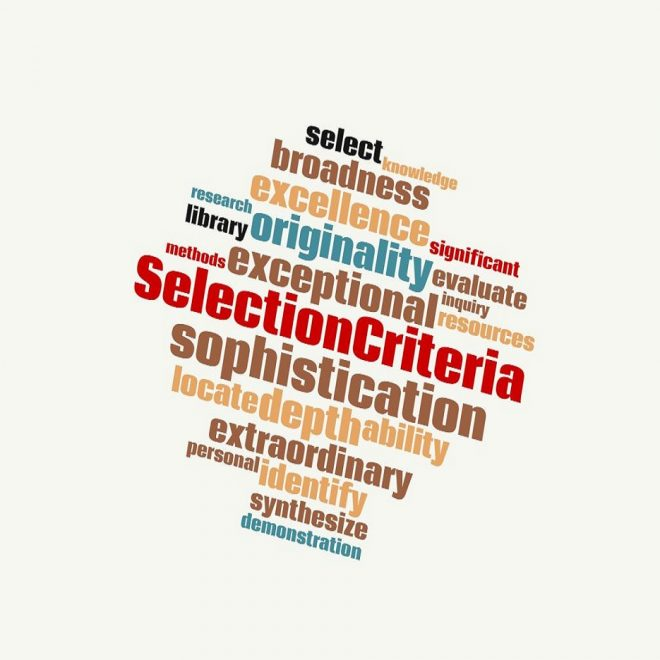 Selection Criteria Cover Letter: Bespoke Writing